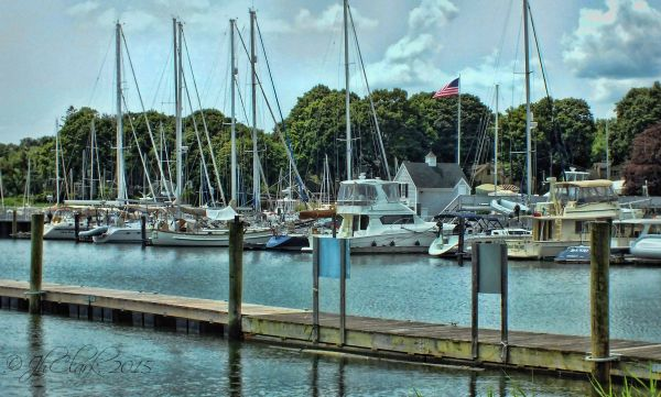 Milford Boat Works...
