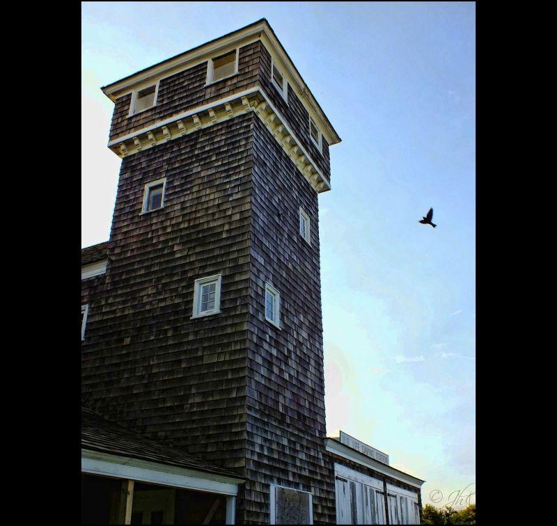 Sandy Hook Life Saving Station