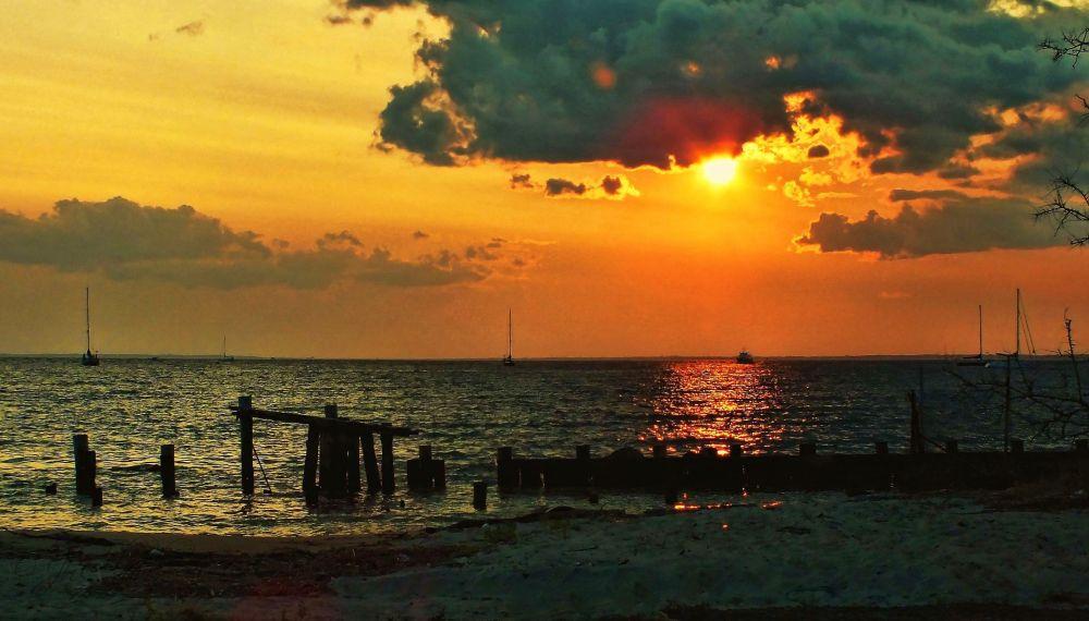 Sandy Hook Sunset 2/4