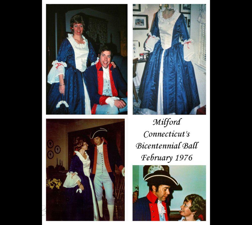 1976 Bicentenial Ball...