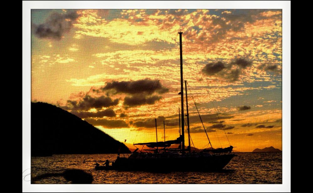 British Virgin Islands...