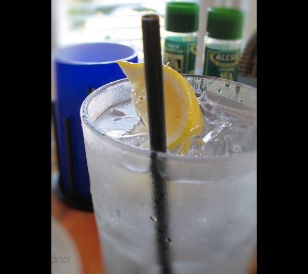 Heavy drinker...