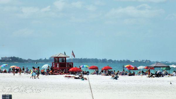 Siesta Key Beach...