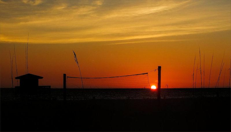 Venice beach sunset 3/3