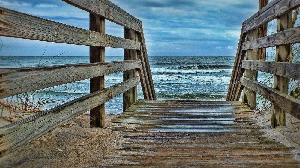 No. Topsail Beach...