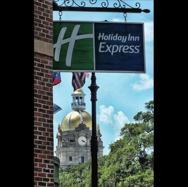 Savannah's City Hall...