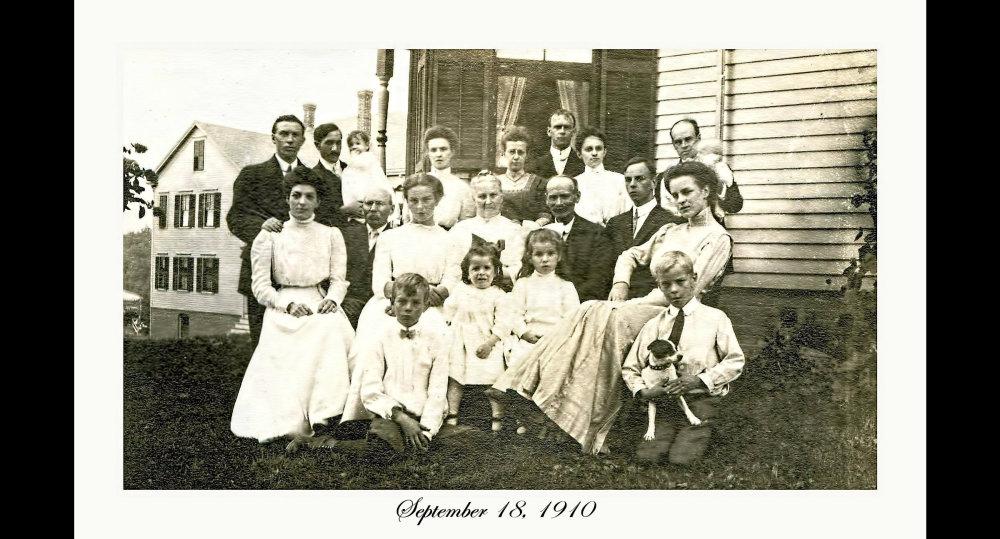 Paternal ancestors...