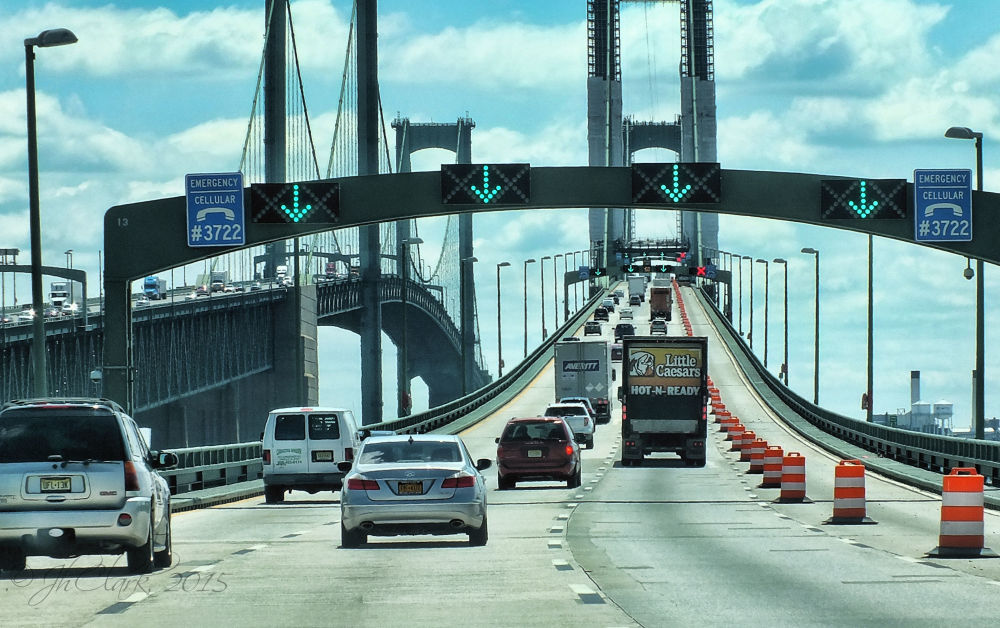 Delaware to New Jersey
