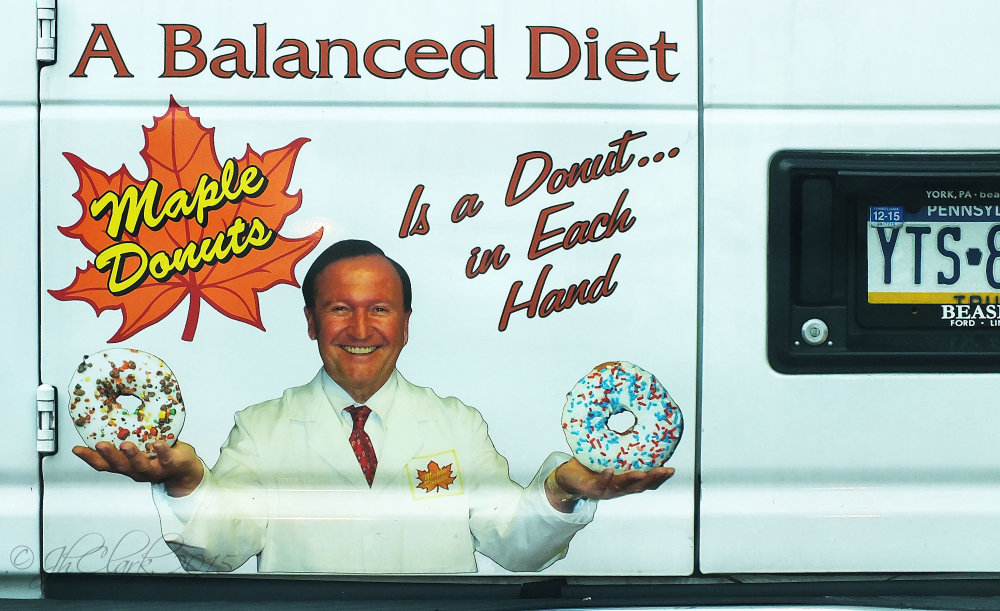 Balanced diet in PA...