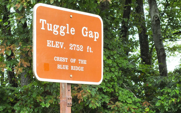 Tuggle Gap...