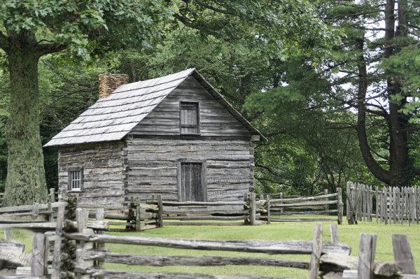 Puckett Cabin...