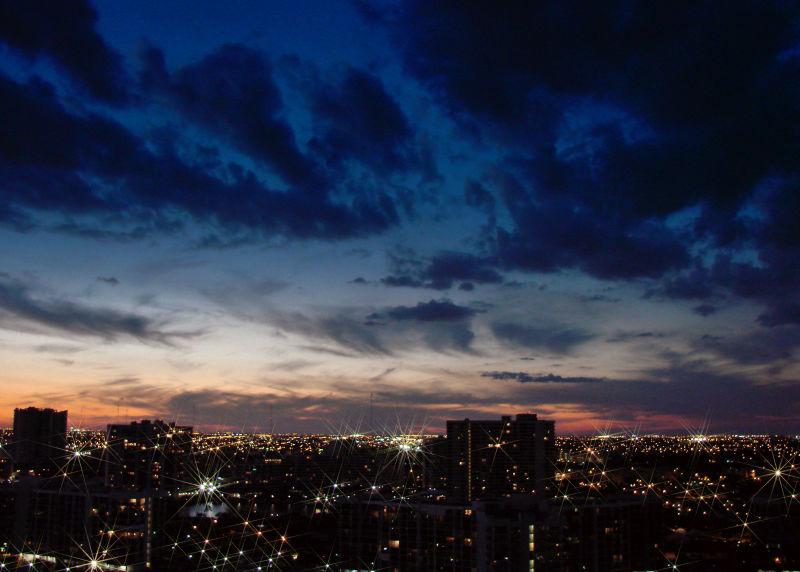 Over Hollywood, FL