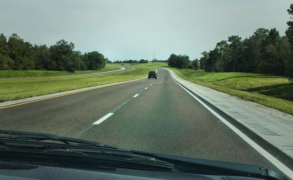 Suncoast Parkway...