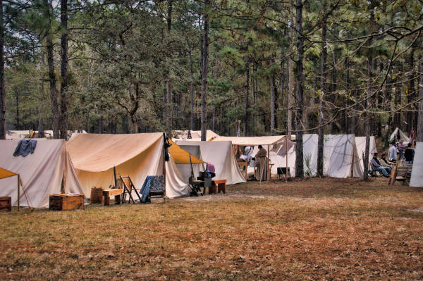 More in the Union Camp...