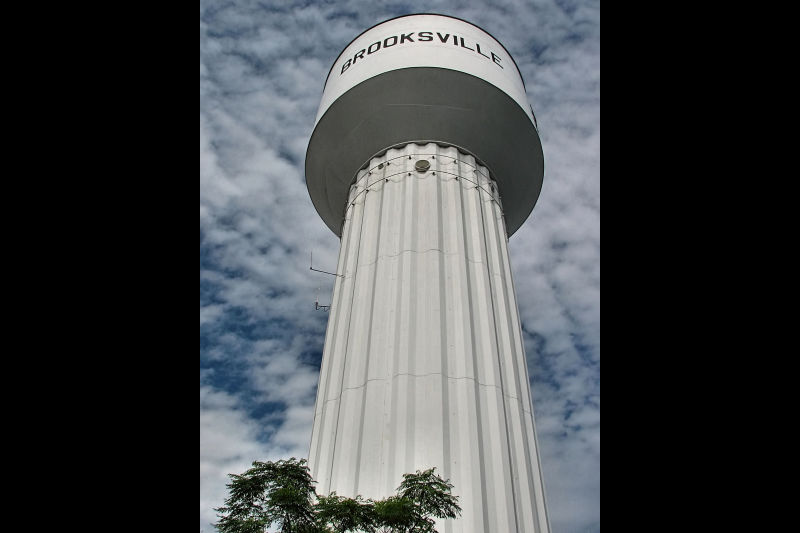 Local landmark...