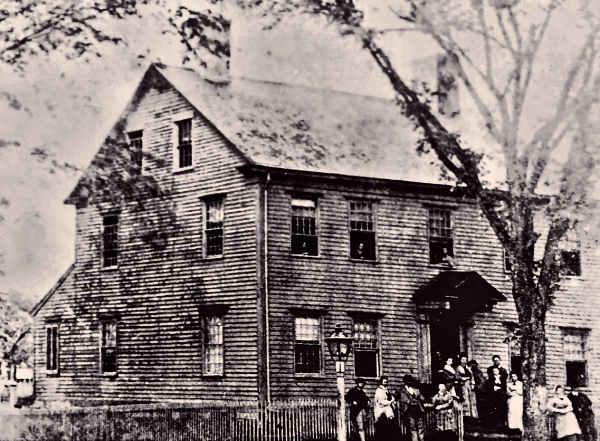 A Milford home...