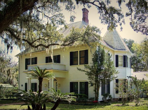 William Sherman Jennings home...