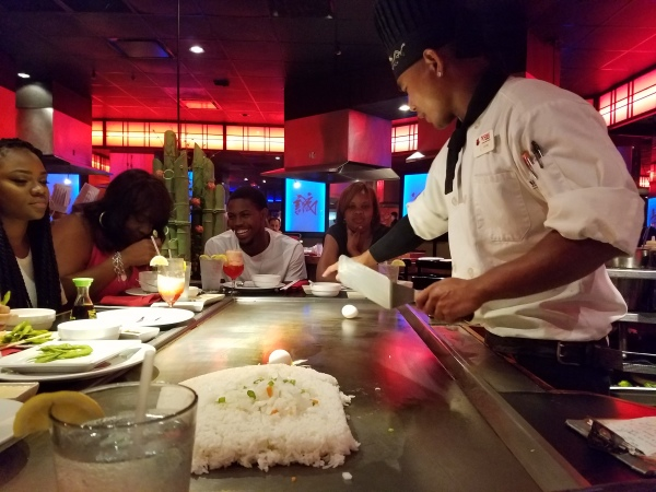 Kobe's Japanese Steak House...