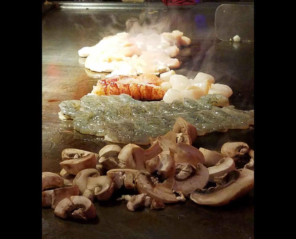 Kobe's Japanese Steak House...