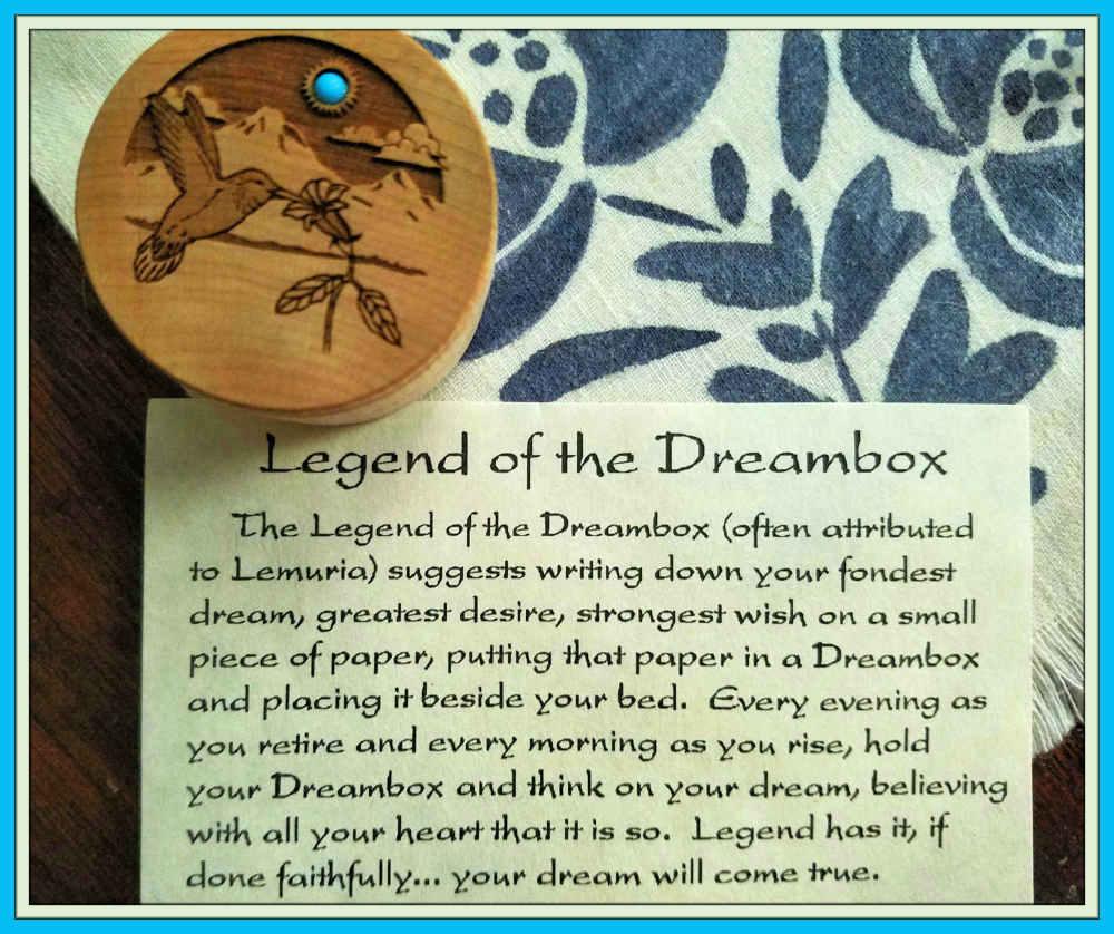 Dream Box...