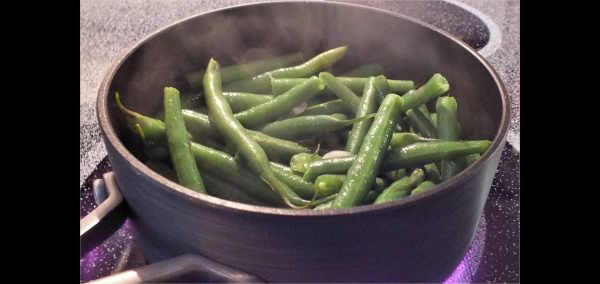 Steamin' beans...