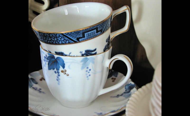 Tea please?