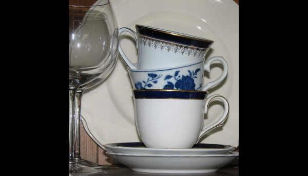 Cuppa' tea...