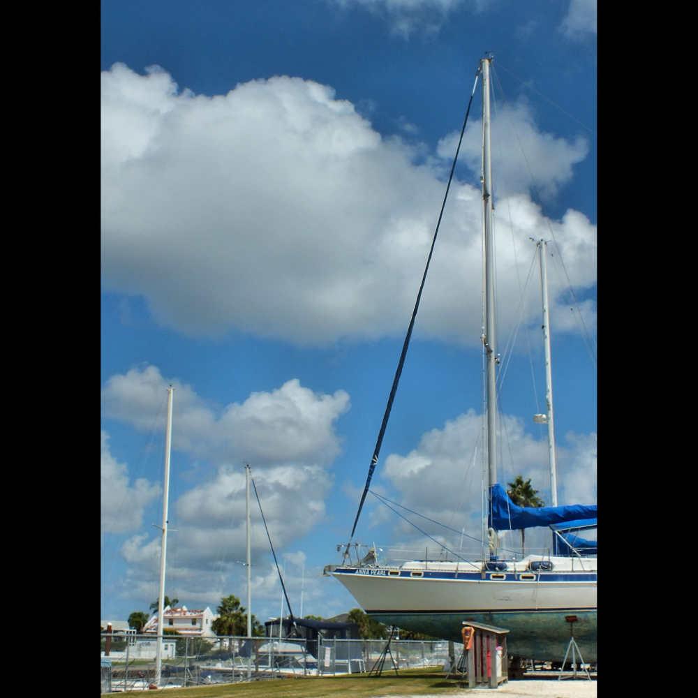 Waiting to sail...
