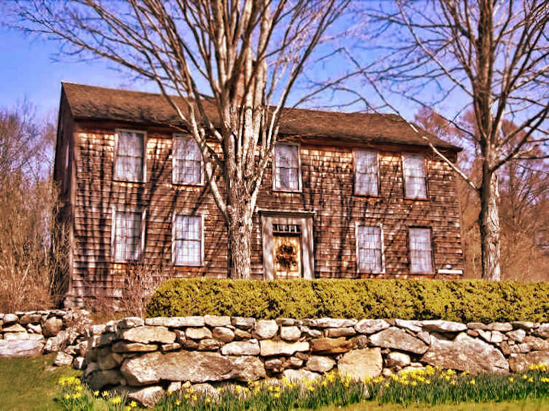 Historical home in Connecticut...