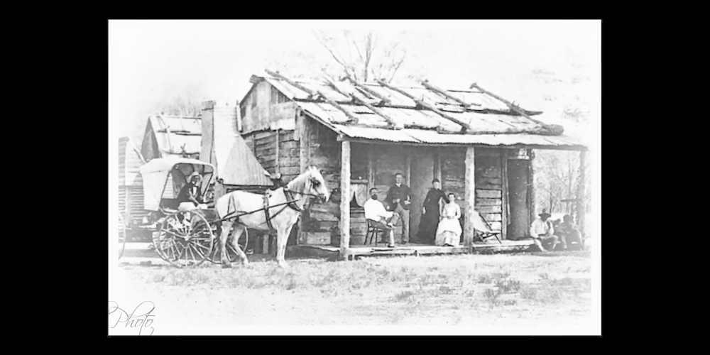 Ancestors going west...