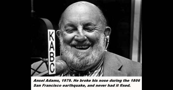 Ansel Adams, 1979