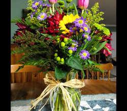 Mother's Day bouquet...