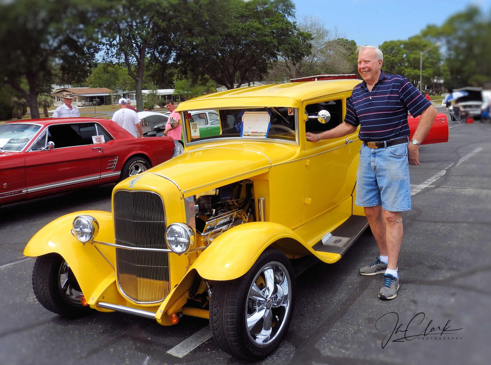 Mike and a Ford...