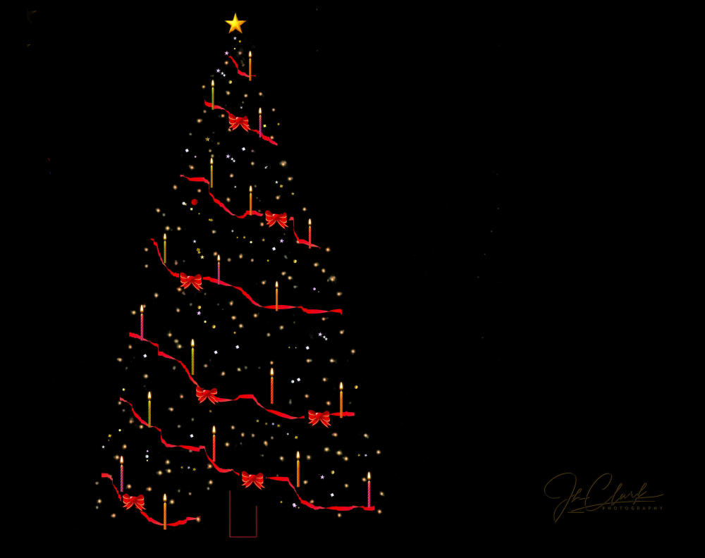 The magic of Christmas Eve...