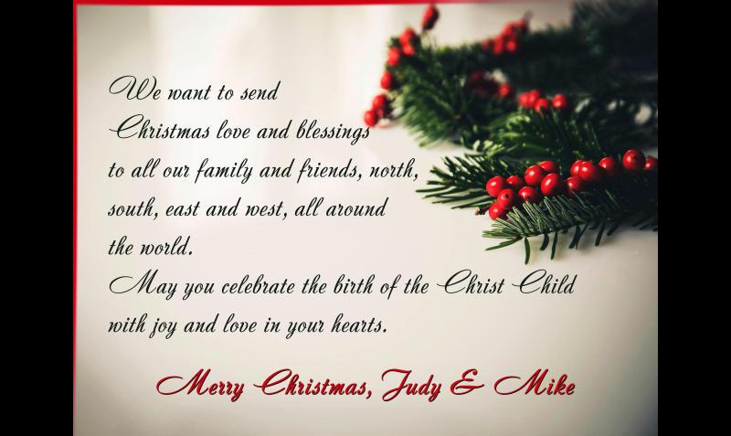 Merry Christmas...