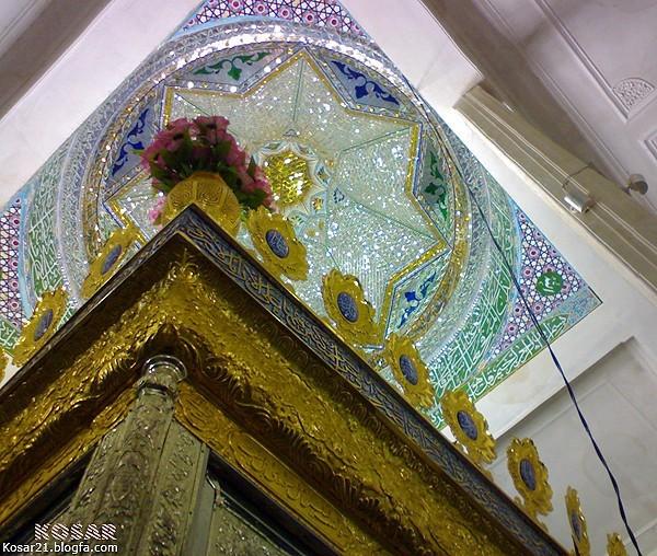 Tomb امامزاده