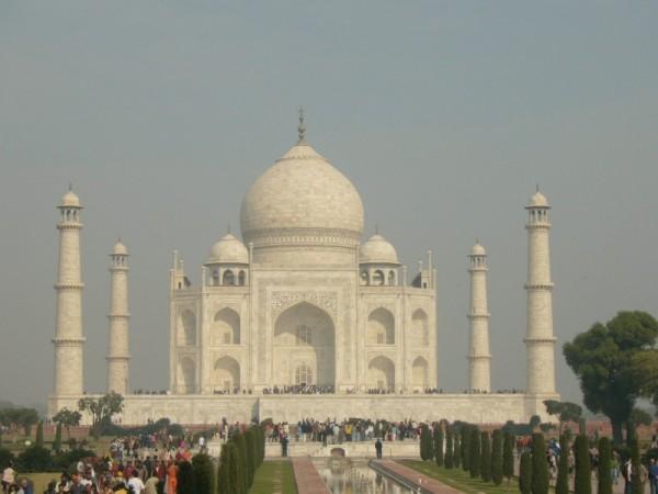 The Taj Mahal - In all its glory