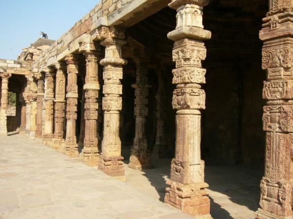 Pillars in time