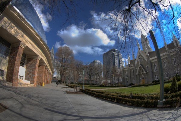 Temple Square - Assembly Hall