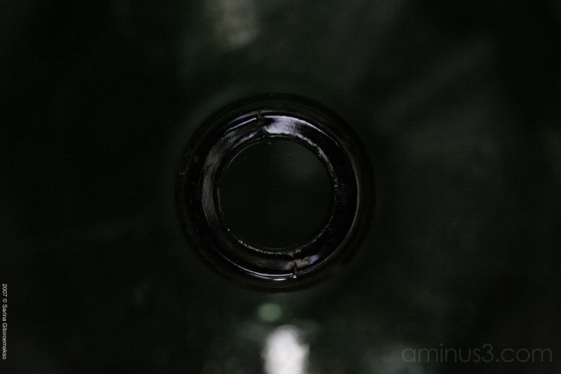 Through the Bottle Top