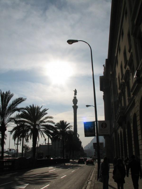 Christopher Columbus Barcelona