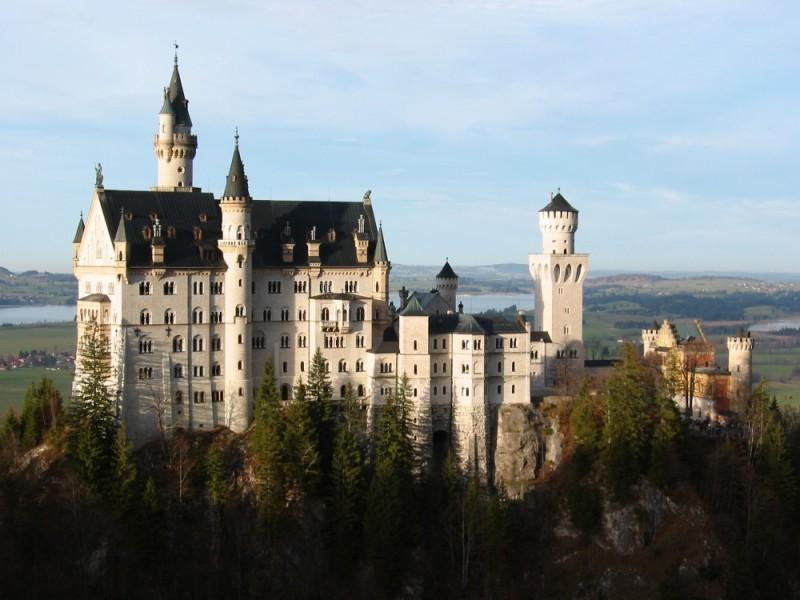 Neuschwanstein Castle, Fussen of Germany
