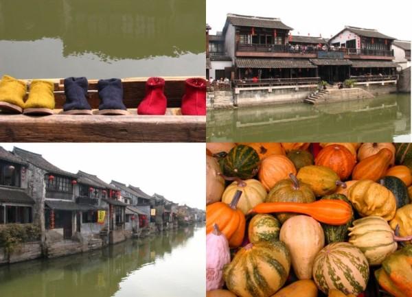 Xi Tang - Ancient scenic town of Zhejiang Province
