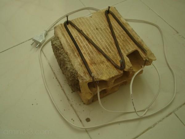 Haniwork Heater