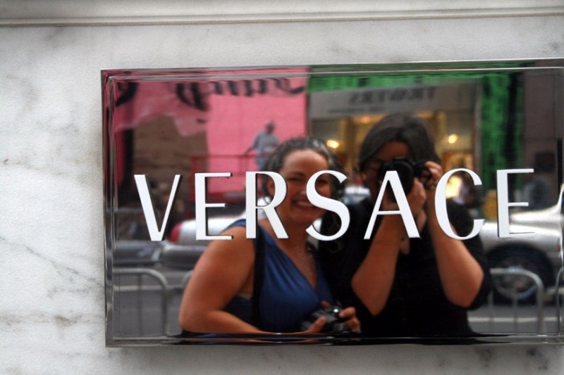 Reflections of Versace