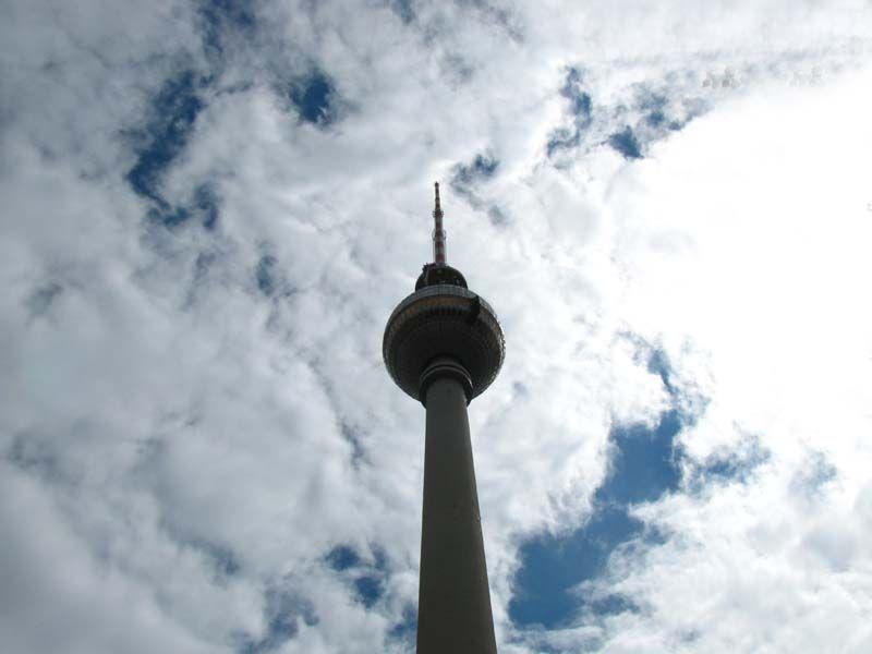 Berlin Skies
