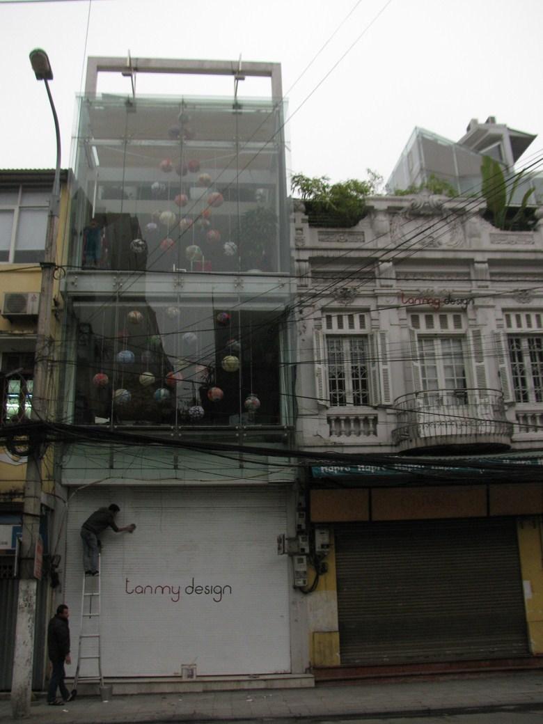 Neo Retro Hanoi