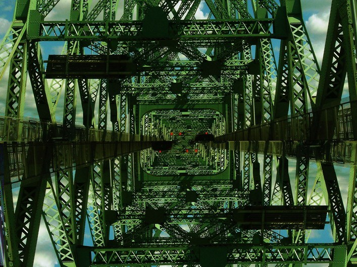 kaléidoscope urbain