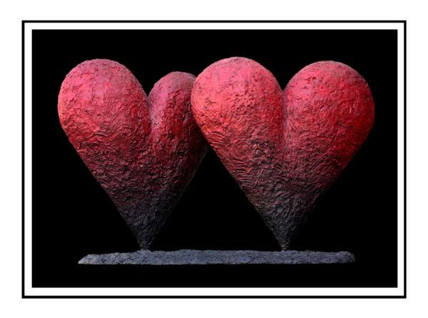 Un coeur c'est bon, mais deux coeur c'est mieux
