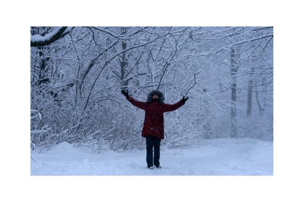 Ha! comme la neige a neigé...